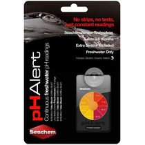 Seachem Ph Alert Tarjeta Para Medir Ph Peces.