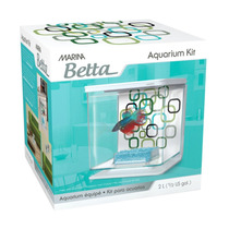 Tb Pecera Marina Betta Aquarium Starter Kit,
