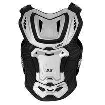 Peto Leatt Chest Protector 5.5 Pro Lite Blanco