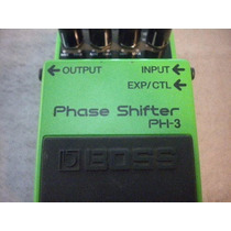 Boss Ph3 Pedal Phaser Shifter Guitarra Electrica Fender Vox