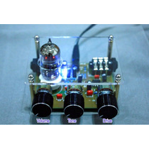 G1 Little Bear Overdrive Booster Con Bulbo 6n4- J, Pedal