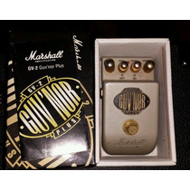 Marshall Guvnor 2 Distorsion Guitarra Boss Fender Marshall