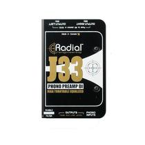 Caja Directa Pasiva J33 Radial Engineering