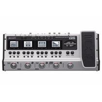 Zoom G5 Pedal Multiefectos De Guitarra & Simulador De Amplif