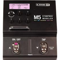 Line 6 M5 Pedal Multi Efectos Para Guitarra