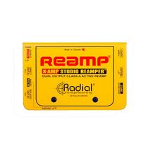 Caja Directa Activa X-amp 500 Radial Engineering