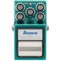 Pedal Efecto Ibanez Bass Tube Screamer Ts9b