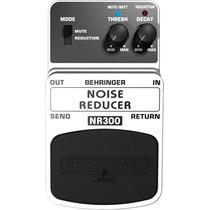Pedal De Efectos Noise Reducer Behringer Nr300