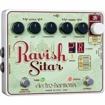 Electro-harmonix Ravish Sitar Pedal De Efectos