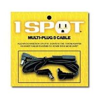 Visual Sound Un Punto Multi-plug 5 Cable