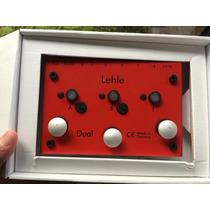 Switch Para Amplis Lehle Dual Sgos Amp Switcher