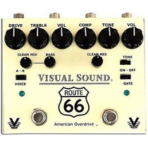 Visual Sound Route 66 V3 Pedal