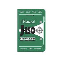 Caja Directa Pasivo J-iso Radial Engineering