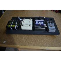 Pedal Board Pedales ,base Para Pedales De Efectos