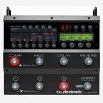 Procesador Tc Electronic G-natural Pedalera Multi-efecto
