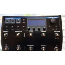 Tc Helicon Voicelive 2 Multiefectos Para Voz Y Guitarra