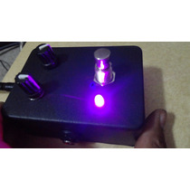 Pedal Guitarra Distorsion Face Fuzz A Transistor De Germanio