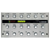Tc Electronic G-system Pedalera Multiefectos Para Guitarra.