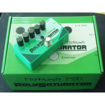 Pedal Pigtronix Polysaturator Distorsion Guitarra Bajo Boss