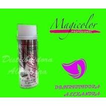 Spray Lluvia De Reflejos Color Multicolor 146g Magicolor