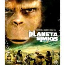 Bluray El Planeta De Los Simios ( Planet Of The Apes ) 1967