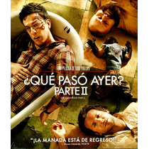 Bluray Que Paso Ayer ? 2 ( The Hangover Part 2 ) 2011 Todd P