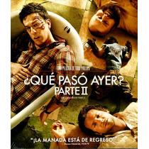 Bluray Que Paso Ayer ? 2 ( The Hangover Part 2 ) 2011 Todd P