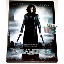 Dvd Inframundo / Underworld (2003) Kate Beckinsale!! Fn4