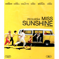 Bluray Pequeña Miss Sunshine ( Little Miss Sunshine ) 2006