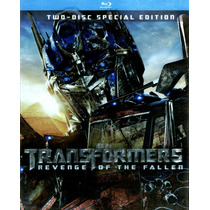Bluray Transformers 2 ( Transformers Revenge Of The Fallen )