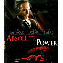 Bluray Poder Absoluto ( Absolute Power ) 1996 - Clint Eastwo