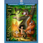 El Libro De La Selva, The Jungle Book, Disney, Blu-ray + Dvd