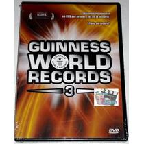 Dvd: Guinness World Records -3- Nuevo Y Sellado!!