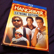 The Hangover - Que Paso Ayer? Extreme Edition C Cd Y Album