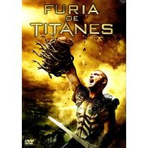 Dvd Furia De Titanes ( Clash Of The Titans ) 2010 - Louis Le