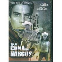 Ak 47 Cuna De Narcos / Formato Dvd