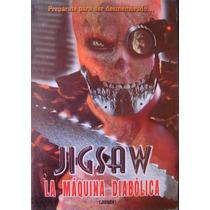 Jigsaw La Maquina Diabolica / Dvd Usado