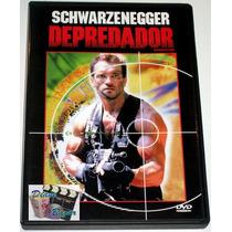 Dvd Depredador (1987) Arnold Schwarzenegger, Carl Weathers
