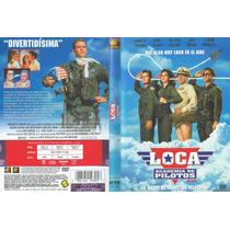 Dvd Loca Academia De Pilotos Hot Shots Charlie Sheen Tampico