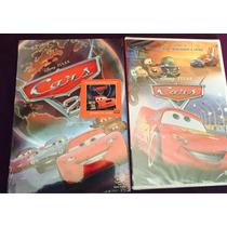 Cars 1 Y 2 Paquete Dvd. Nuevo