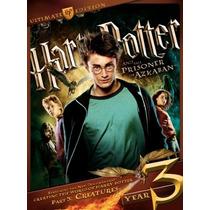 Harry Potter Ultimate Edition El Prisionero De Azkaban Dvd