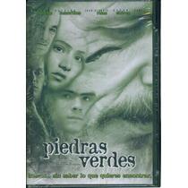 Piedras Verdes. Vanessa Bauche Y Osvaldo Benavides. En Dvd