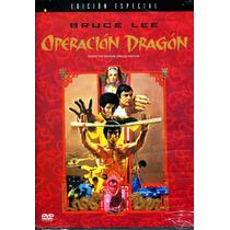 Dvd Operacion Dragon (enter The Dragon) 1973 - Robert Clouse