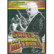 Santo Vs Los Hombres Infernales. Santo En Formato Dvd