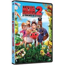 Lluvia De Hamburguesas 2 ( Dvd ) Nuevo Original