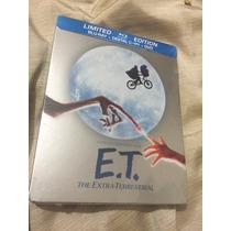 E.t. The Extra-terrestrial El Extraterrestre Steelbook