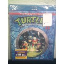 Blu Ray Tortugas Ninja 2 Live Action 80s. Anime Caricatura
