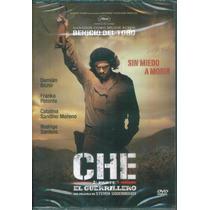 Che El Guerrillero. Benicio Del Toro Y Demian Bichir. En Dvd