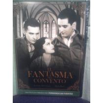 Dvd Los Fantasmas Del Convento B/n Terror Mexicano