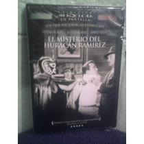 Dvd 2 Lucha Libre El Misterio De Huracán Ramírez El Santo